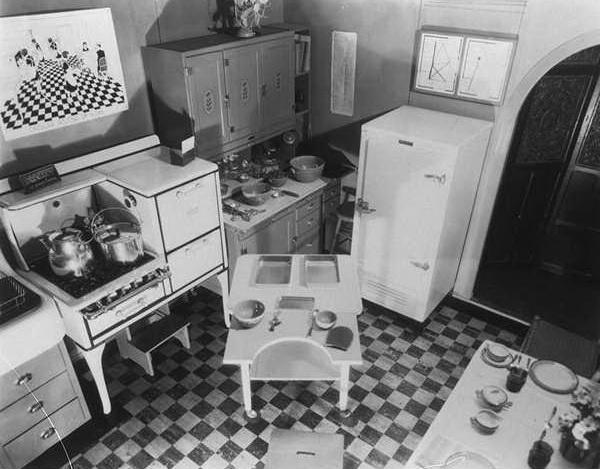 Кухня Лилиан Гилберт