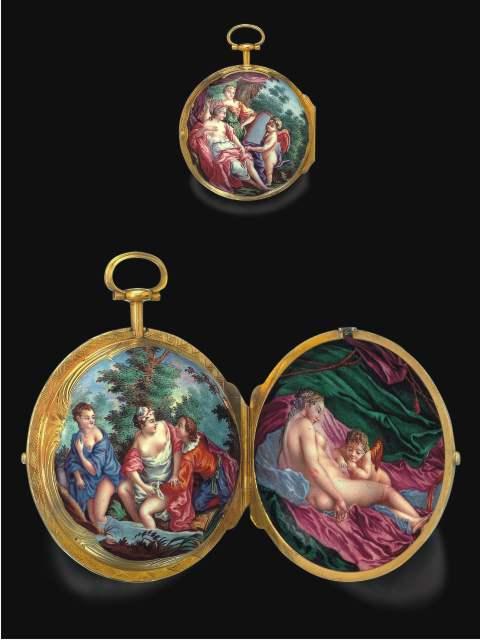 Туалет Венеры.La Toilette de Venus.Thomas Broome, circa 1770
