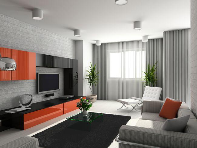 Стильная модульная система для гостиной