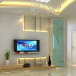 Chinese elements for TV wall 1