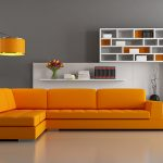 Colorful Living room 1