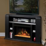 Corner-Electric-Fireplace-TV-Stand-Wal-Mart