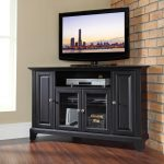Corner TV Stand with Mount Color