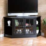 Corner TV Stand with Mount Display