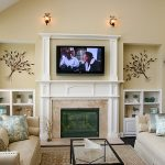 Designs with tv and fireplace great room designs living room designs