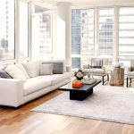 Exquisite living room borrows from the famous Soho style