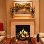 Fireplace Living Room Design living room design ideas with classic fireplace