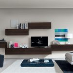 Floating-wall-units-bring-visual-lightness-to-the-small-living-room