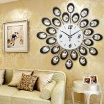 Home-Decoration-wall-clock-Modern-Design-Large-Decorative-Wall-Clocks-3d-Vintage-Sticker-Decorative-Quartz-simple