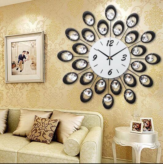 Amazoncom Westclox 24 Large Decorative Wall Clock