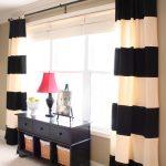 Living Room Curtain Ideas Modern 1
