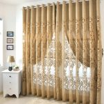 Modern Hollow Out Living Room Best Curtains JD1062385701 1