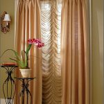 Modern Living Room Curtains Lined Drapes