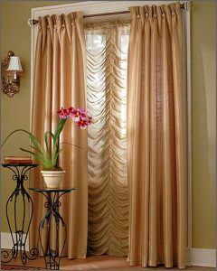 Modern-Living-Room-Curtains-Lined-Drapes