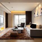 Modern Living Room Interior For Minimalist Houses 1