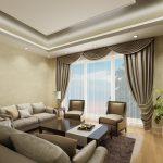 Modern Salon modern interior design 011