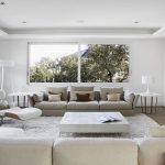 Modern-minimalist-living-room-in-pristine-white