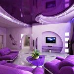 PVC-stretch-ceiling-designs-for-modern-purple-living-room