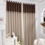 Pure embroidered signature cotton font b shade b font cloth curtains for living room bedroom font