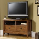 Sauder August Hill 40 TV Stand With Drawers 410627