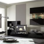 alluring design ideas of home living room storage furniture with black gloss storage cabinets and drawers also combine with wall mount cabinets with glass border as well as living room furnitures plu