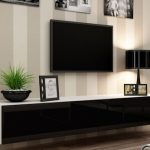 cama vigo tumba tv white black enl enl 1