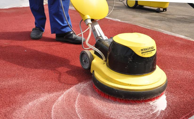 Специальные устройства для профессиональной чистки ковров
