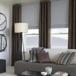 contemporary curtains and window treatments 1