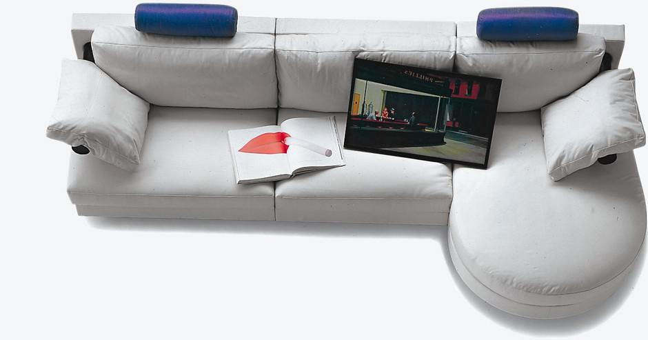 Первый модульный диван Антонио Читтерио