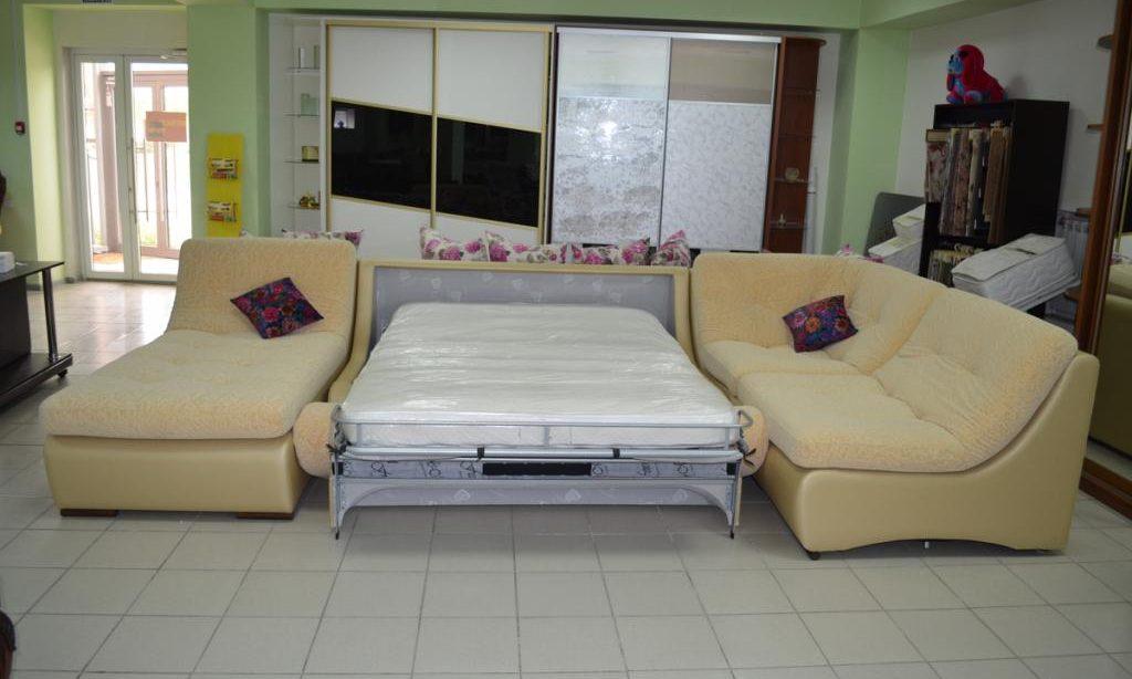 Модульный диван - раскладушка