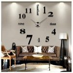 heartybay-r-xxl-large-mirrors-wall-clock-nice-gift-living-room-decoration-black
