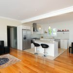kitchen open plan living
