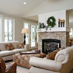 living room and kitchen design orginally traditional living room