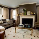 living room fireplace ideas Small Living Room Fireplace 4