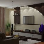 Living Room Wall Design  Goodly 24 Modern Pop Ceiling Designs And Wall Pop Design Ideas Best Pictures
