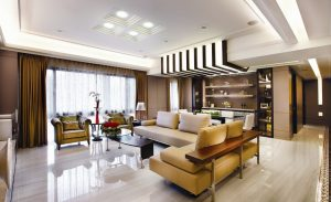 luxurious-open-plan-design-interior-with-elegant-decorating-and-contemporary-furniture-ideas-in-living-room-and-dining-room-with-leather-brown-sectional-sofa-as-well-as-beautiful-floor
