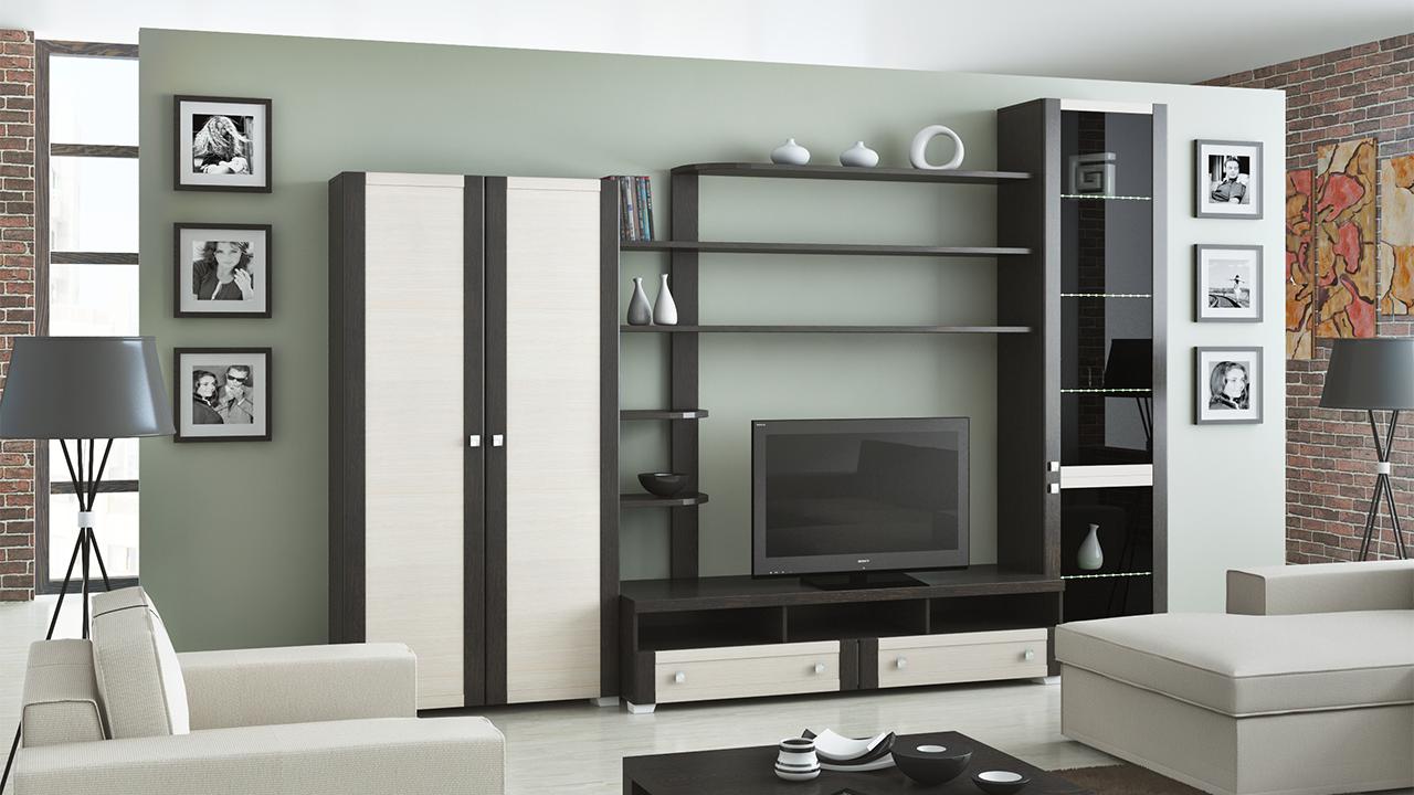 Модульная мебель для гостиной