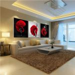 modern Beautiful roses definition pictures canvas Home Decoration living room Wall modular painting Print cuadros no.jpg 640x640