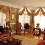 modern curtains living room sale