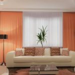 modern living room curtains ideas of color and style 2