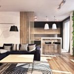 modern living room design open space plan living room kitchen transition