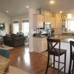open floor plan kitchen living room design open dining room 1
