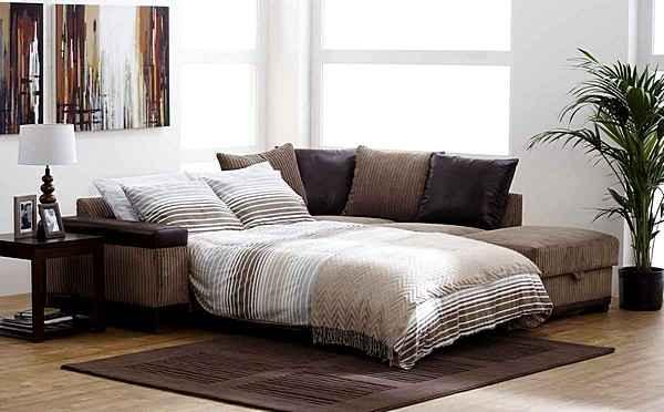 Ортопедический модульный диван со спальным местом
