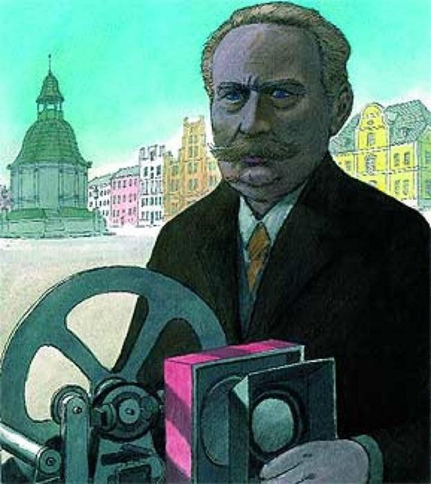 Пауль Нипков - изобретатель устройства для сканирования изображений