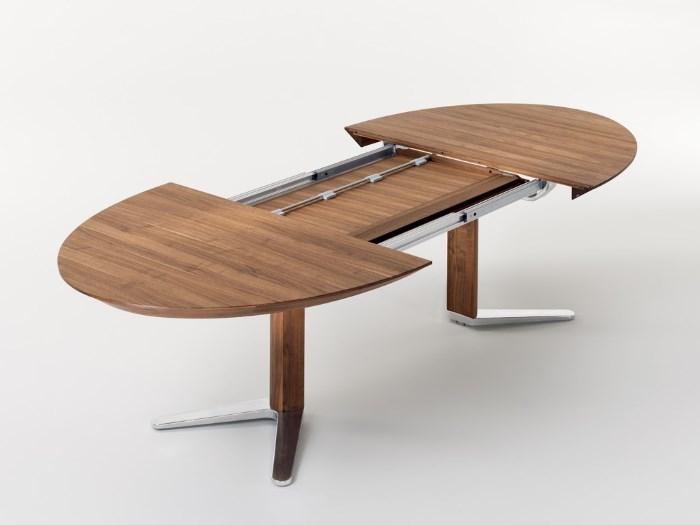 Синхронно раздвигающийся столик- трансформер
