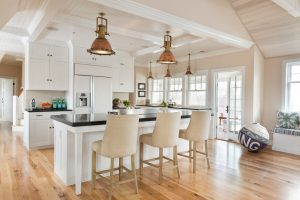 rustic-hickory-kitchen-cabinets-Kitchen-Traditional-with-beach-house-built-in