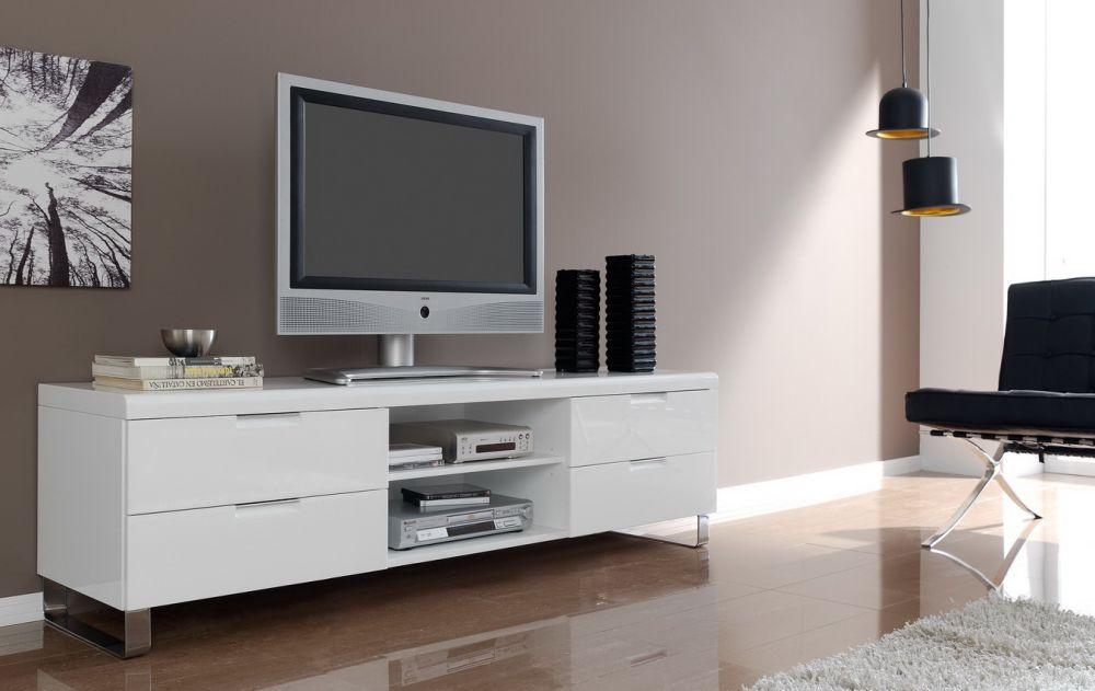 Тумба для телевизора с проигрывателем и DVD