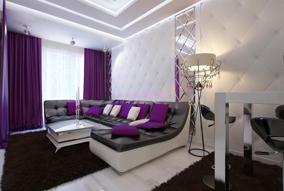 Модульный диван со сцепкой