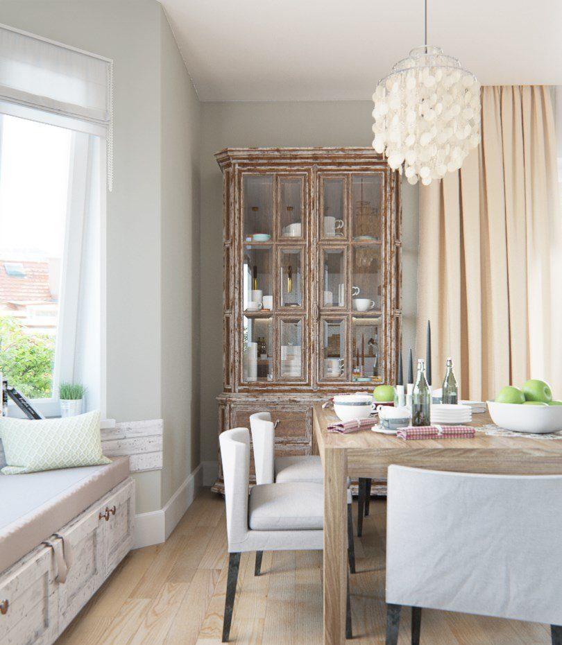 Состаривание мебели для стиля прованс
