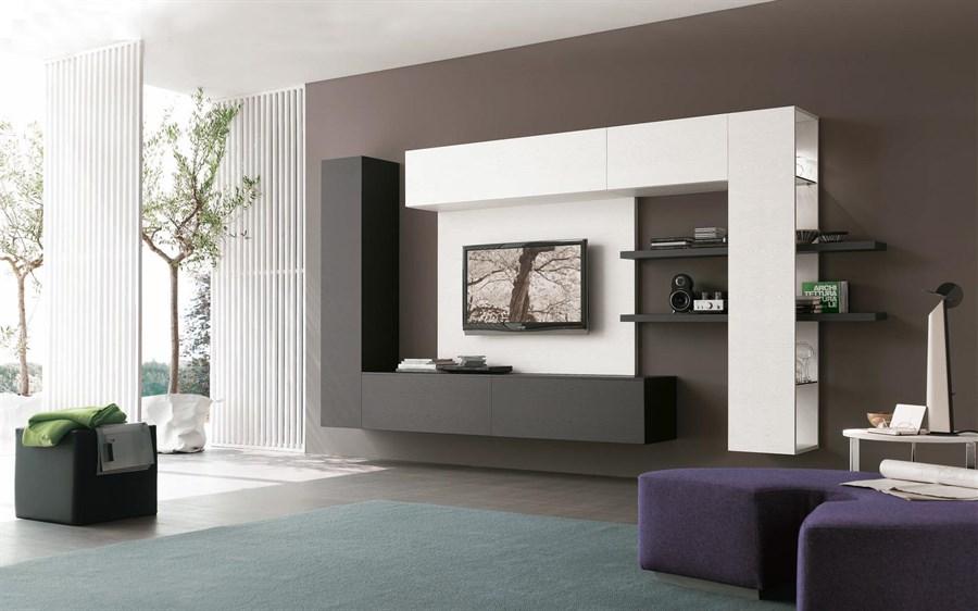 Спокойные цвета интерьера в стиле хай тек